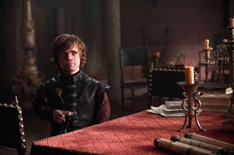 Peter Dinklage plays battle-disfigured Tyrion, who struggles to regain some power in the House of Lannister. Photo: HELEN SLOAN