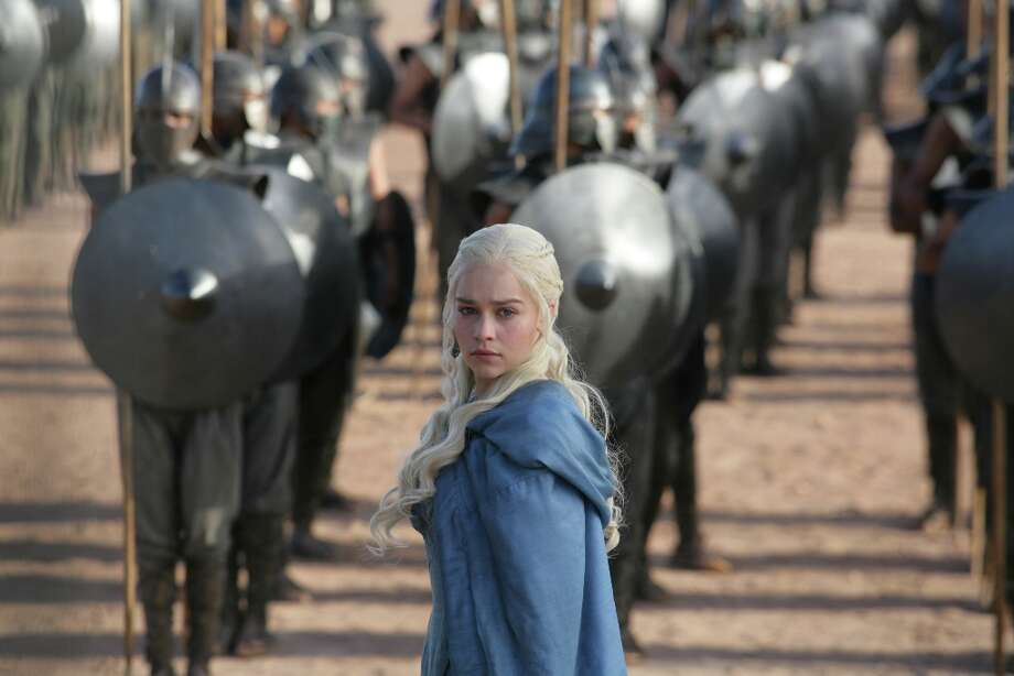 Khaleesi (Emilia Clarke) is determined to raise an Army and capture the kingdoms she believes are hers.