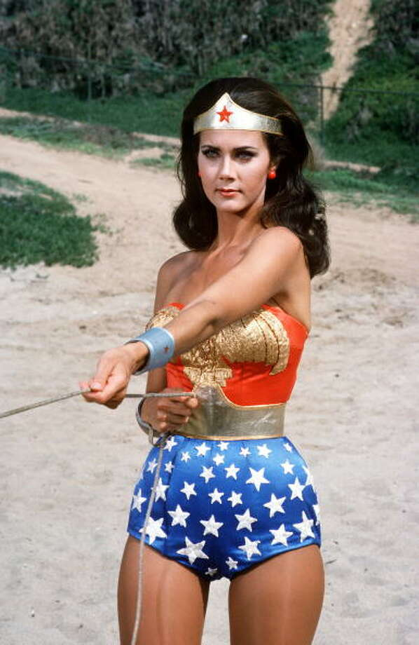 Wonder Woman Photo: ABC Photo Archives, ABC Photo Archives/Getty Images / 1976 American Broadcasting Companies, Inc.