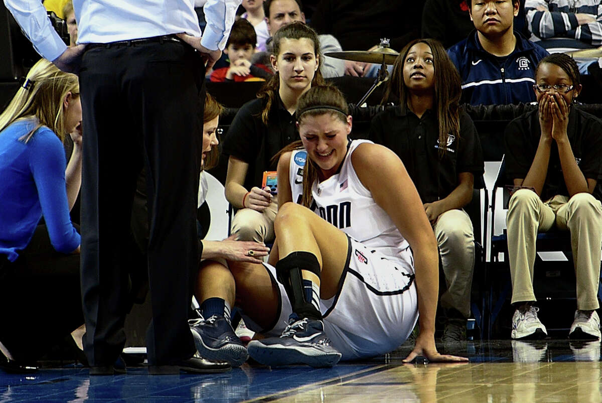 Women's NCAA Tournament Regional Semifinals between University of Connecticut and University of Maryland at the Webster Bank Arena in Bridgeport, Conn. on Saturday March 30, 2013.