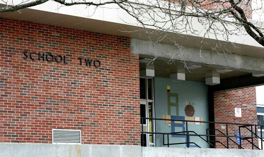 Exterior view of School 2,  March 29, 2013, in Troy, N.Y.   (Skip Dickstein/Times Union) Photo: SKIP DICKSTEIN / 10021793A