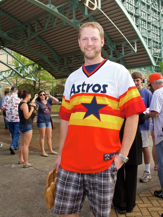 Astros opening day at Minute Maid Park  Photo by Jay Dryden / copyright 2013 Jay Dryden