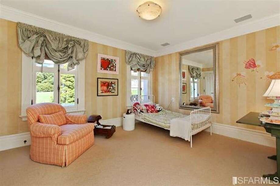 Still another bedroom. Estately via SFMLS / TRI Coldwell Banker