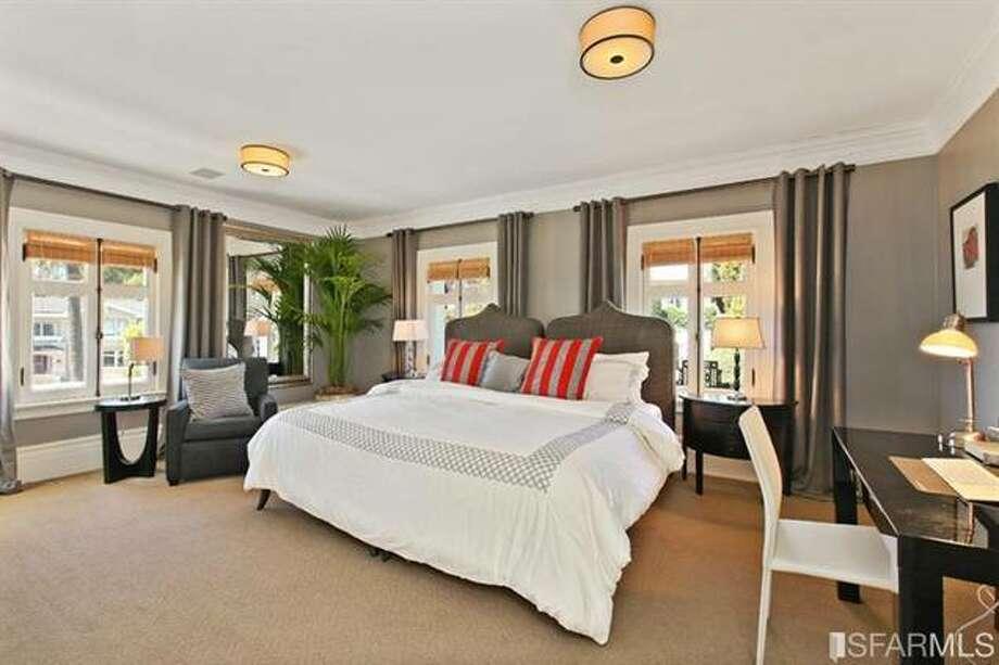 Another bedroom. Estately via SFMLS / TRI Coldwell Banker