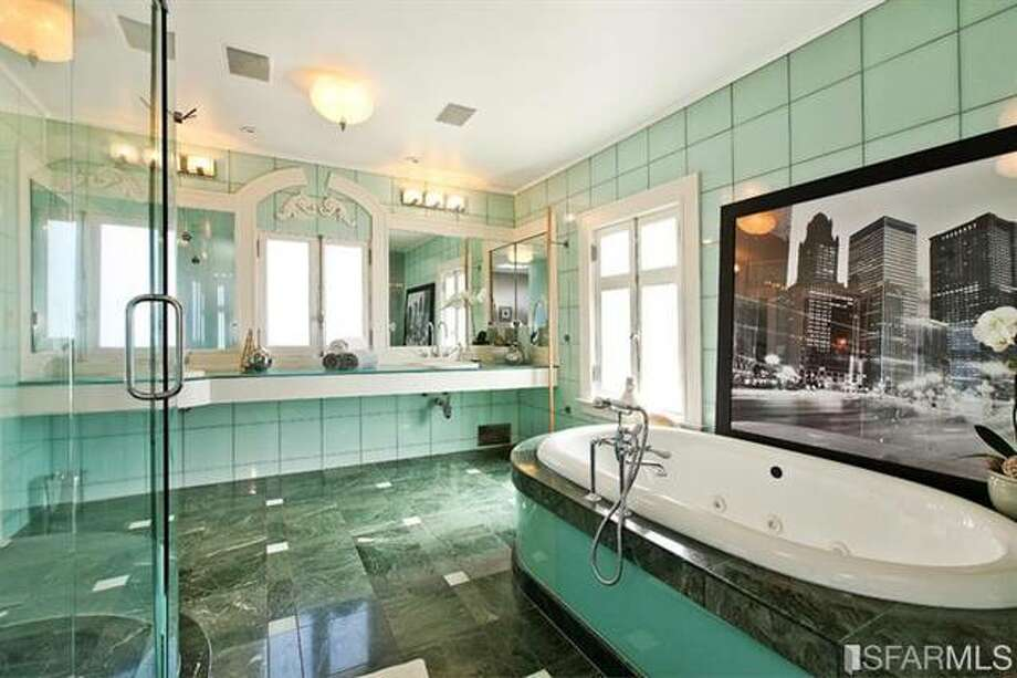 Best bathroom ever! Estately via SFMLS / TRI Coldwell Banker