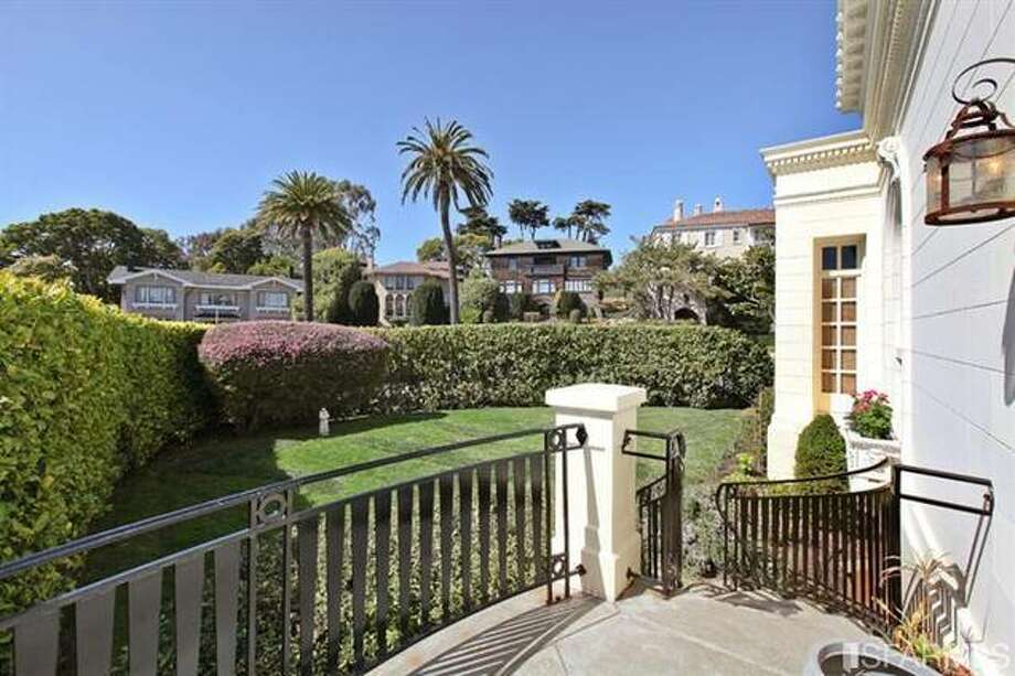 Terrace. Estately via SFMLS / TRI Coldwell Banker