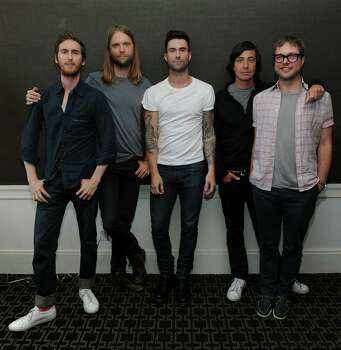 "March 13: Maroon 5Why go?: To hear some singing over the nonstop screaming when Adam Levine hits the stage. Seriously, it will be loud. Song we hope to hear: ""Harder to Breathe"" or ""Wake Up Call."" Both are aggressive alternatives to the band's lighter fare. Photo: Jason Kempin / 2010 Getty Images"