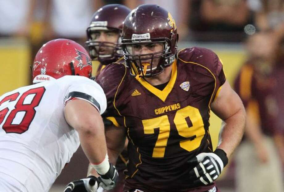 4. Philadelphia - Eric Fisher, OT, Central MichiganEven though Jason Peters returns, this is still a desperate position.