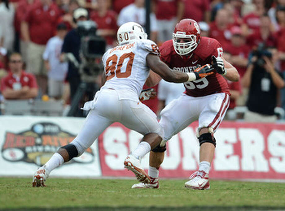 7. Arizona - Lane Johnson, OT, OklahomaBruce Arians wants to bolster the worst offensive line in the NFL.