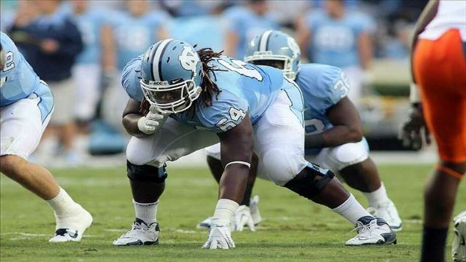 12. Miami - Jonathan Cooper, G, North CarolinaDepending on the team's need, he can play guard and tackle.