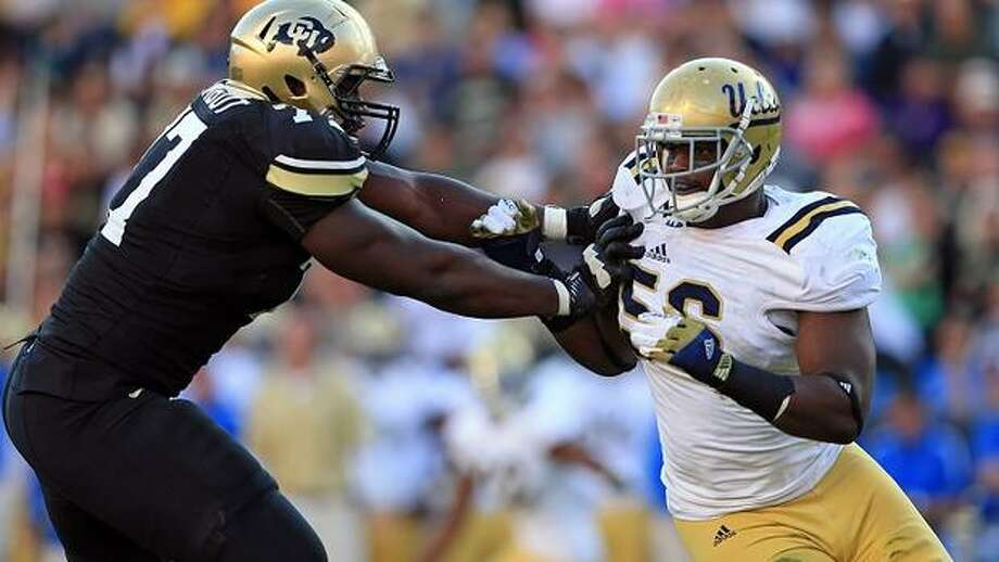 25. Minnesota - Datone Jones, DE, UCLAHe can play tackle or end and get up the field and get the quarterback.