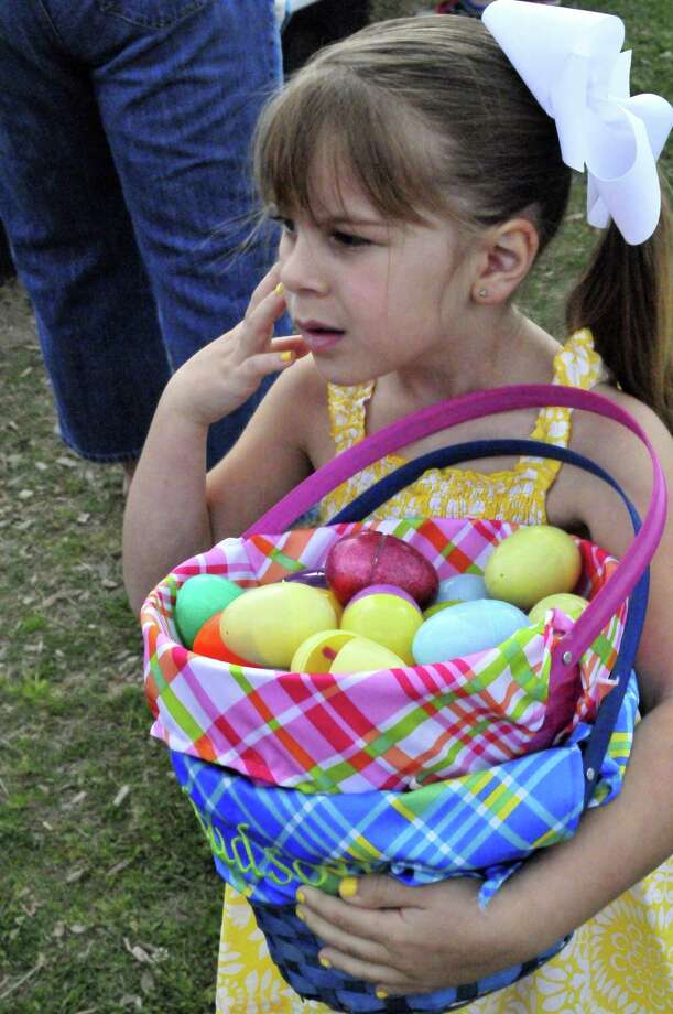 The Hardin County Rotary Club and the city of Lumberton hosted their 13th annual Easter Egg Hunt on Saturday at the Lumberton Primary School. Photo: Cassie Smith