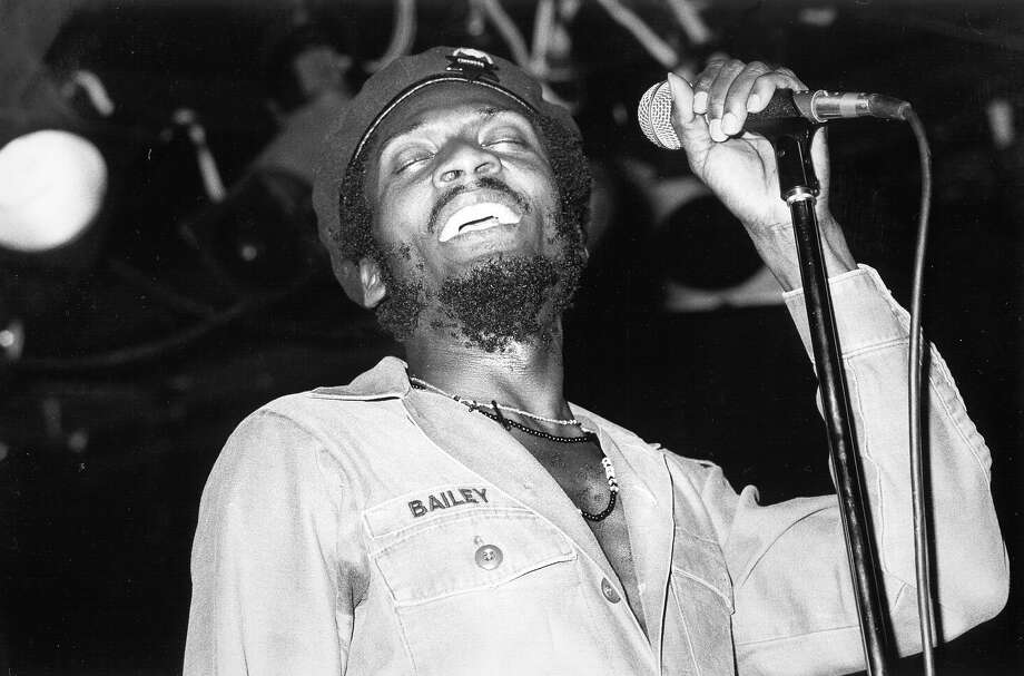 Photo of Jimmy Cliff performs in the 1960s. Photo: Michael Ochs Archives / Michael Ochs Archives