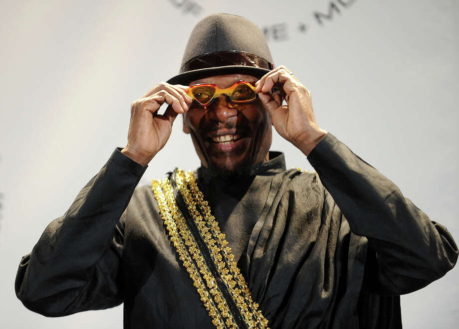 Musician Jimmy Cliff attends the 25th Annual Rock And Roll Hall of Fame Induction Ceremony at the Waldorf=Astoria on March 15, 2010 in New York City. Photo: Stephen Lovekin, Getty Images / 2010 Getty Images