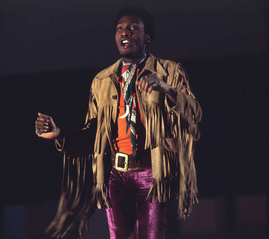 Reggae singer Jimmy Cliff performs on stage circa 1969 in Germany. Photo: K & K Ulf Kruger OHG, Redferns / 1969 K & K Ulf Kruger OHG