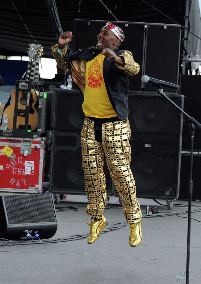 Singer Jimmy Cliff performs onstage during day 1 of the 2012 Coachella Valley Music & Arts Festival at the Empire Polo Field on April 13, 2012 in Indio, California. Photo: Kevin Winter / 2012 Getty Images