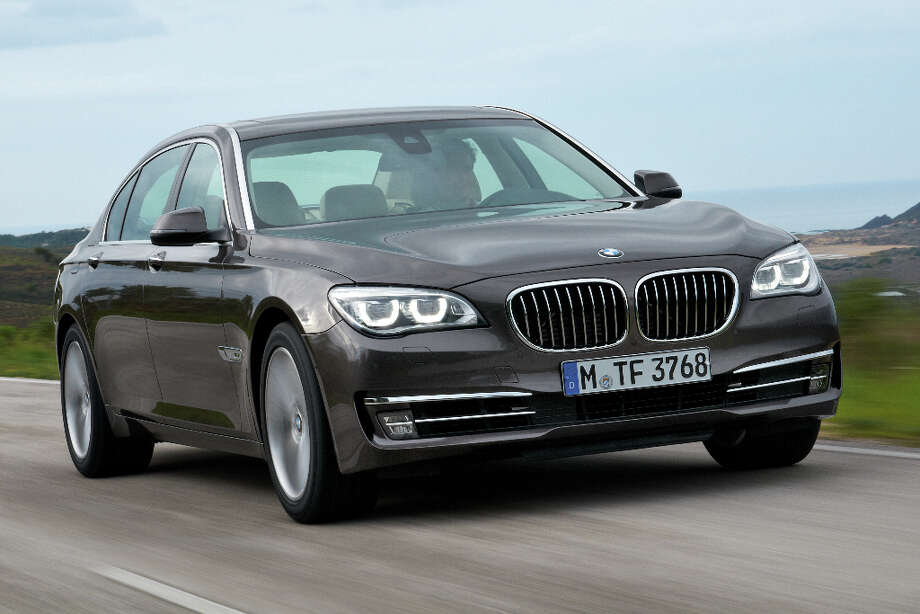 The 750Li competes with Audi's A8L and the Mercedes-Benz S550