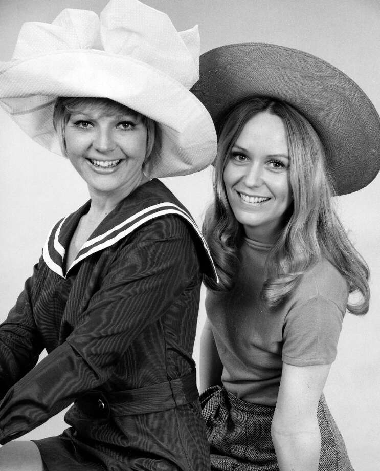 Sharon DeBord, Shelby Hiatt, February 19, 1970. (Photo by ABC Photo Archives/ABC via Getty Images) Photo: ABC Photo Archives, ABC Photo Archives/Getty Images / 2011 American Broadcasting Companies, Inc.