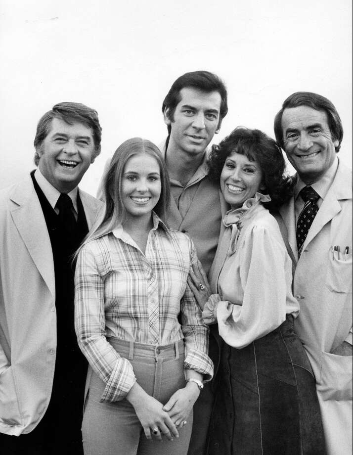 Craig Heubing, Genie Francis, Michael Gregory, Denise Alexander, John Beradino. January 24, 1978. (Photo by ABC Photo Archives/ABC via Getty Images) Photo: ABC Photo Archives, ABC Photo Archives/Getty Images / 2011 American Broadcasting Companies, Inc.