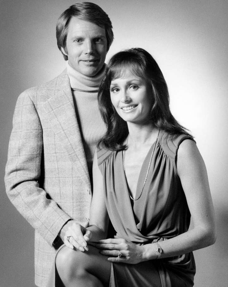 Steve Carlson, Gail Ramsey (as Gail Rae Carlson), April 16, 1979. (Photo by ABC Photo Archives/ABC via Getty Images) Photo: ABC Photo Archives, ABC Photo Archives/Getty Images / 2011 American Broadcasting Companies, Inc.
