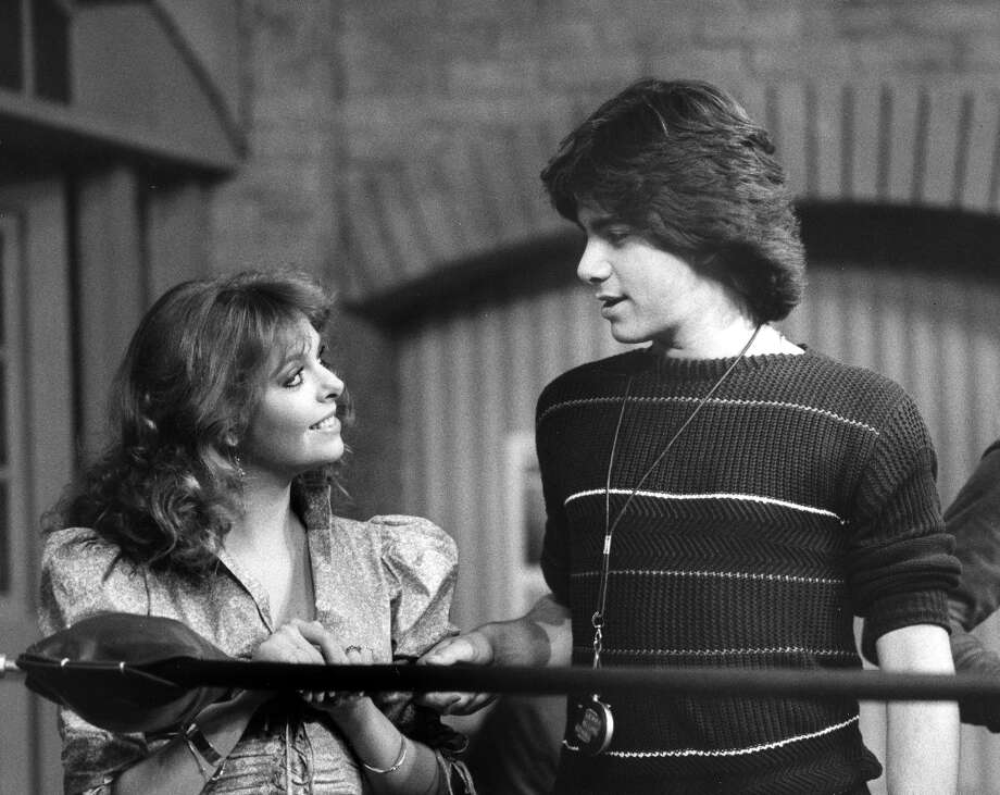 Shell Kepler, John Stamos, April 6, 1982. (Photo by ABC Photo Archives/ABC via Getty Images) Photo: ABC Photo Archives, ABC Photo Archives/Getty Images / 2011 American Broadcasting Companies, Inc.