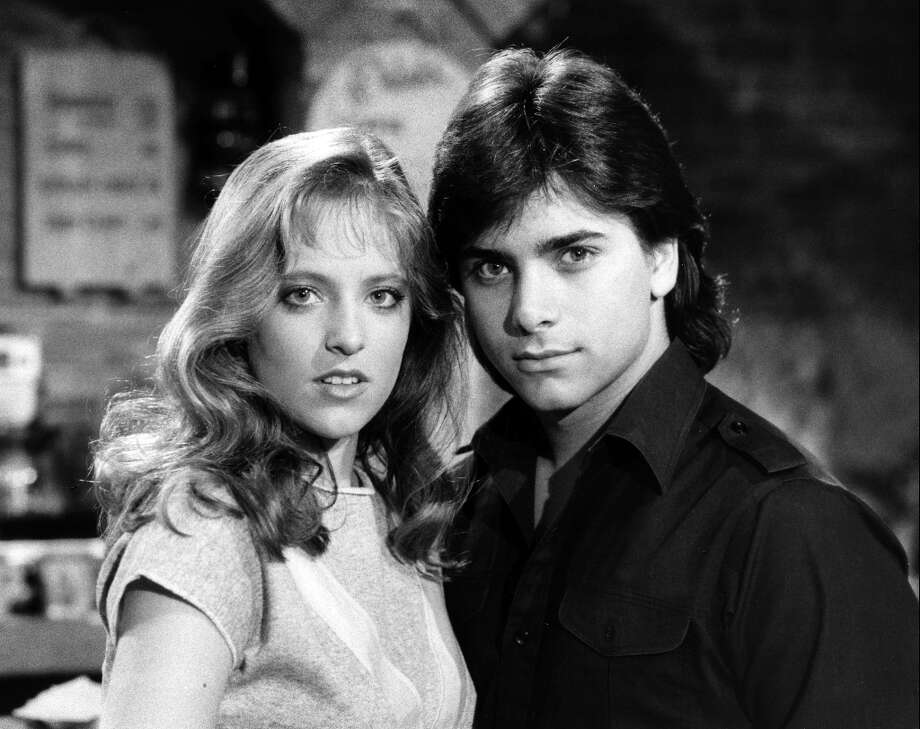 Danielle Von Zerneck, John Stamos, May 9, 1983. (Photo by ABC Photo Archives/ABC via Getty Images) Photo: ABC Photo Archives, ABC Photo Archives/Getty Images / 2011 American Broadcasting Companies, Inc.