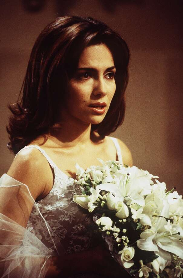 Vanessa Marcil (Brenda) in 1997. Photo: Cathy Blaivas, ABC Via Getty Images / 2010 American Broadcasting Companies, Inc.