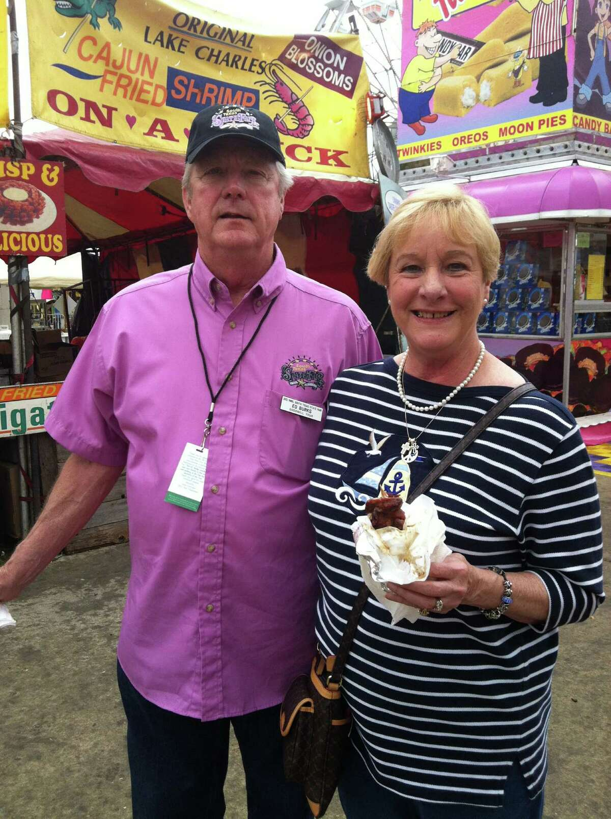 Were you 'Seen' at the last day of the South Texas Fair Sunday afternoon?