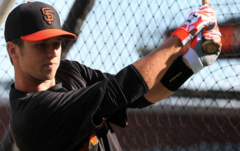 Buster Posey Photo: Lance Iversen, The Chronicle