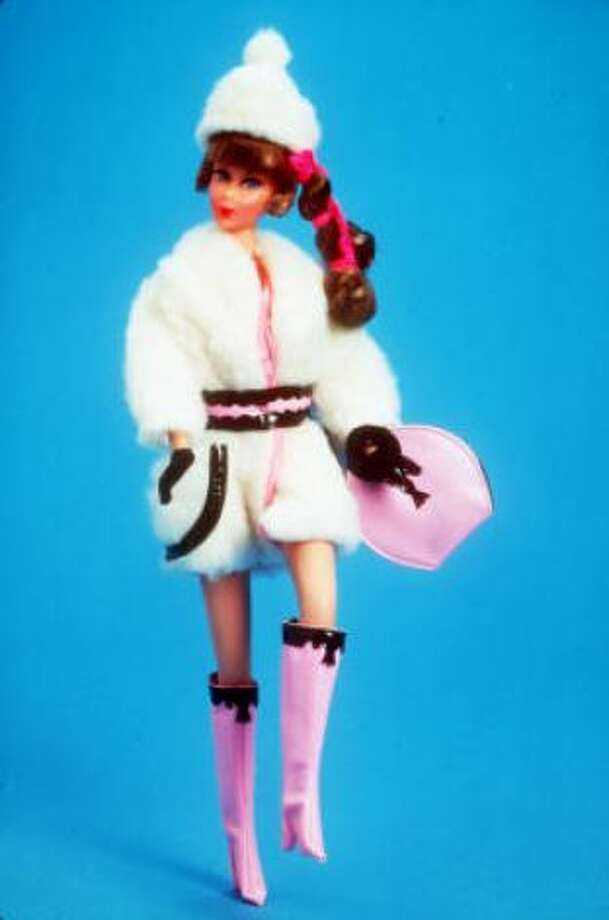 Lamb 'n Leather Barbie arrived in 1970.