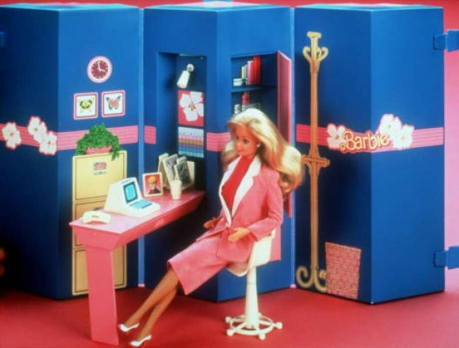 Day to Night Barbie showed versatility in 1985.