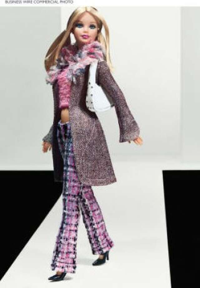 Hillary Duff partnered with Barbie on a Fashion Fever line in 2004.