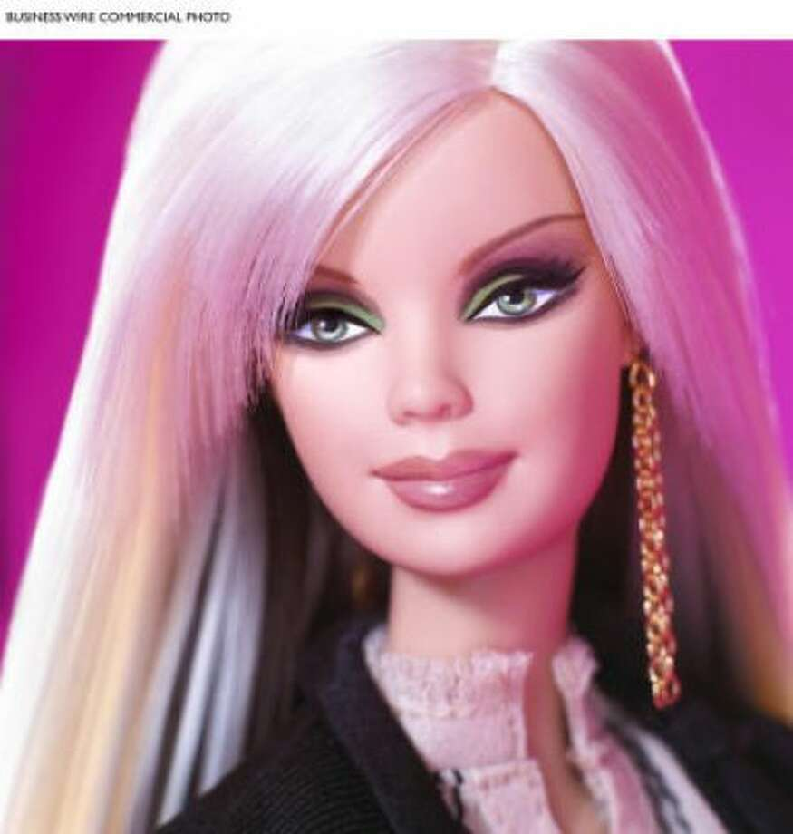 Barbie may be over 50, but a makeover from MAC keeps her looking youthful.