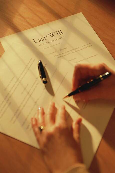 Having a will is important, but people often put off making one, experts say. Photo: Getty Images