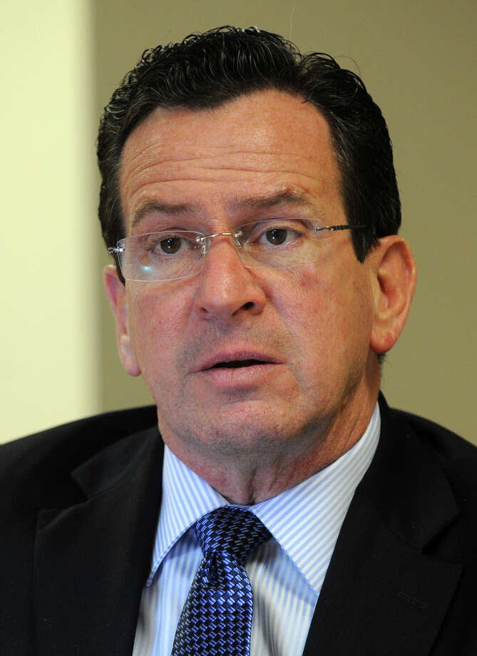 Gov. Dannel Malloy Photo: Ned Gerard / Connecticut Post