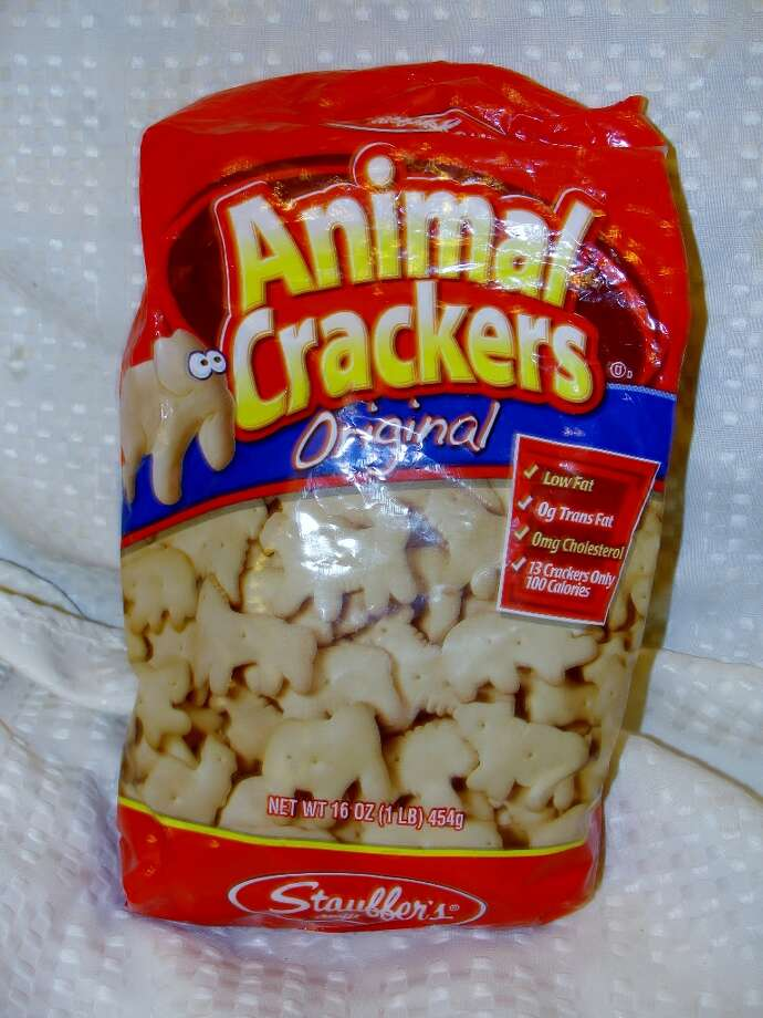 HFCS is even found in Animal Crackers. Photo by Amanda Pellegrin.