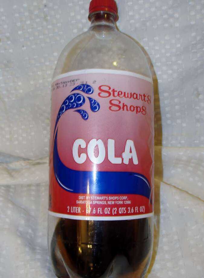 Even Stewart's Cola has HFCS in it. Photo by Amanda Pellegrin.
