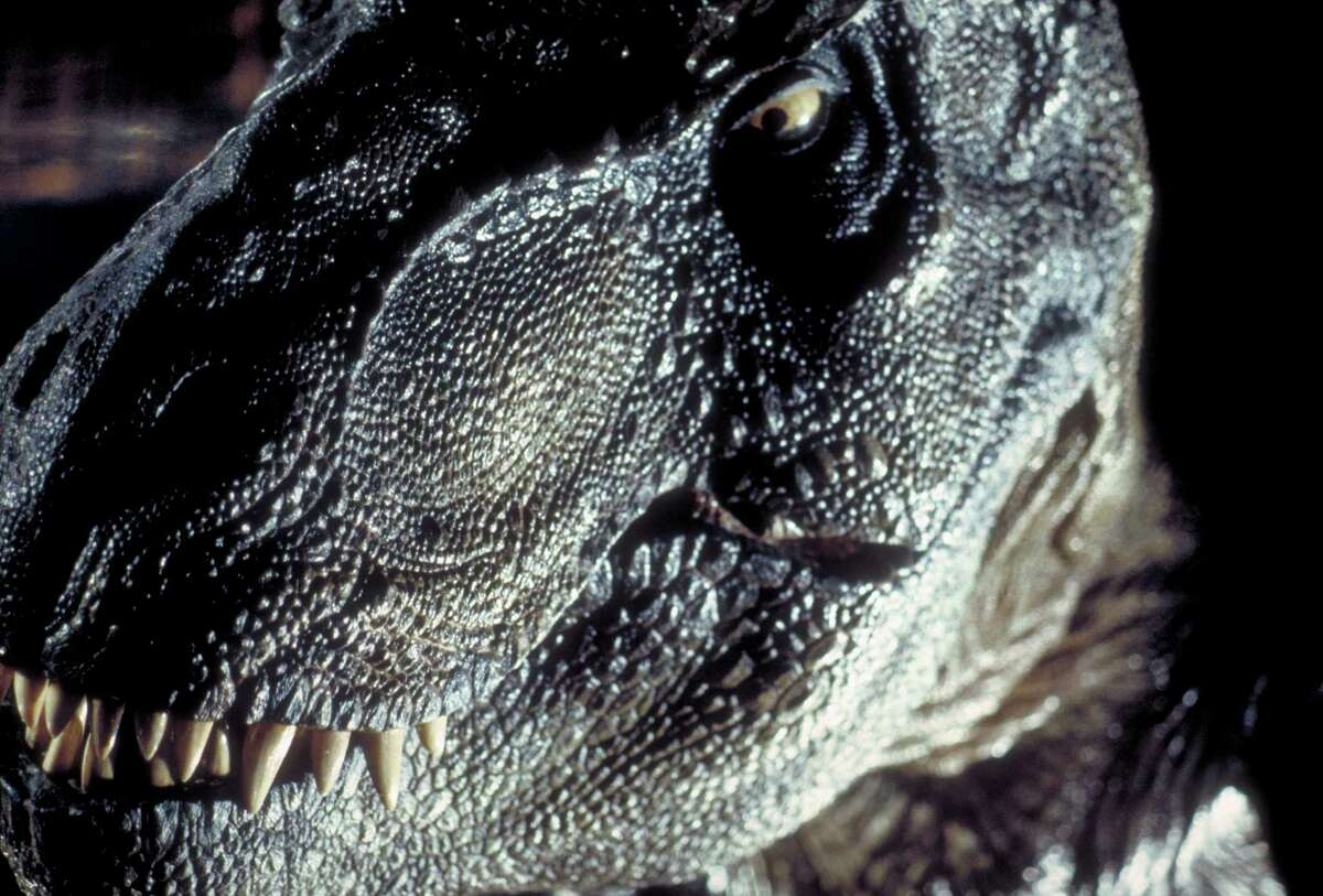 Didn't find the 1993 dinosaur movie 'Jurassic Park' scary enough? This week, you'll be able to see it in 3D.