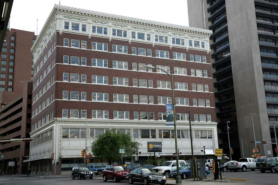 Real estate investment firm Weston Urban has purchased the 100-year-old Rand Building from Frost Bank. Collaborative workspace Geekdom has plans to move into the eight-story building by year's end. Courtesy of Mike Farquhar Photo: Courtesy Mike Farquhar