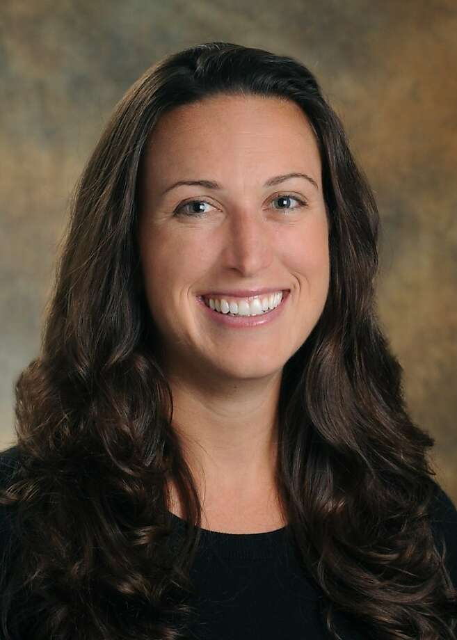 Dr. Emily E. Binkley is an obstetrician/gynecologist for Sutter Pacific Medical Foundation and practices in San Francisco and Marin County. Photo: Courtesy CPMC, CPMC