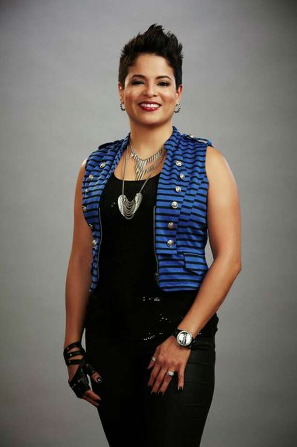 THE VOICE -- Season: 4 -- Pictured: Karina Iglesias -- Photo: NBC, Paul Drinkwater/NBC / 2012 NBCUniversal Media, LLC