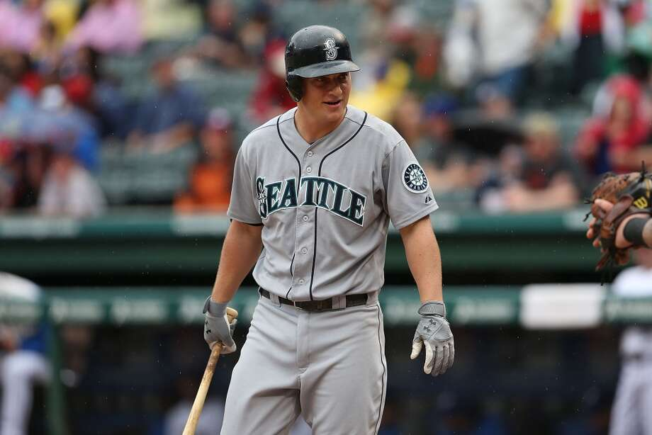 Kyle Seager may be just averageLast year, the M's young third baseman hit .259 and was one of the better batters on the team. Well, Kyle Seager may hit that well again this season, but this time -- if the Mariners indeed are improved at the plate -- that .259 may not look as good. Seager struck out three-straight times Monday; a hat trick isn't exactly the way you want to start your season.