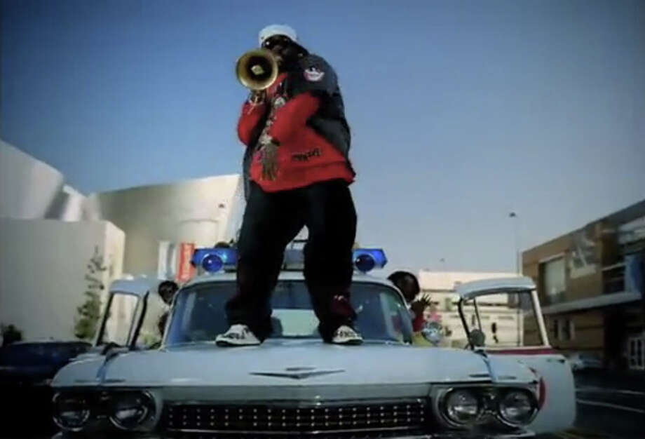 You ghost-ride the whip. (Oakland rapper Mistah Fab Ghost Ride It video)