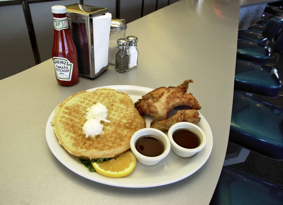 You engage in heated debates over where the best fried chicken and waffles could be had (e.g. Nellie's v. Brown Sugar Kitchen v. Soul's v. Lois the Pie Queen) Photo: Katy Raddatz, SFC / The Chronicle