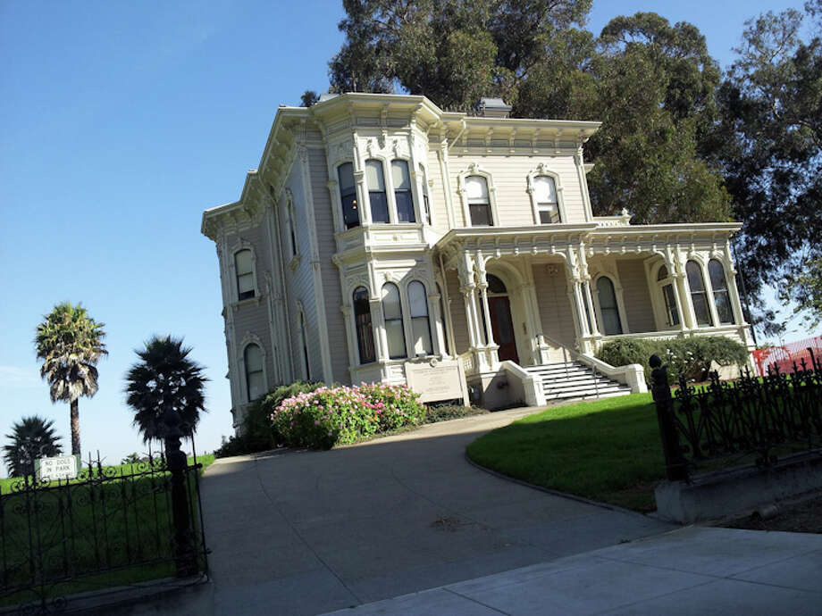 You got sick and tired of going to the Cameron Stanford House for school field trips.