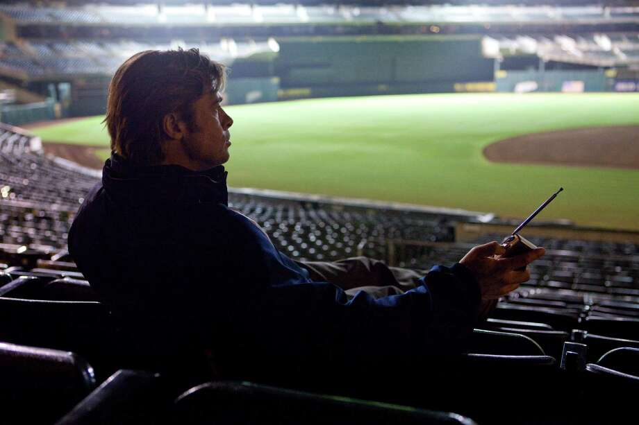 You love Moneyball more than Buster Posey. Photo: Melinda Sue Gordon, Sony Pictures / SFC