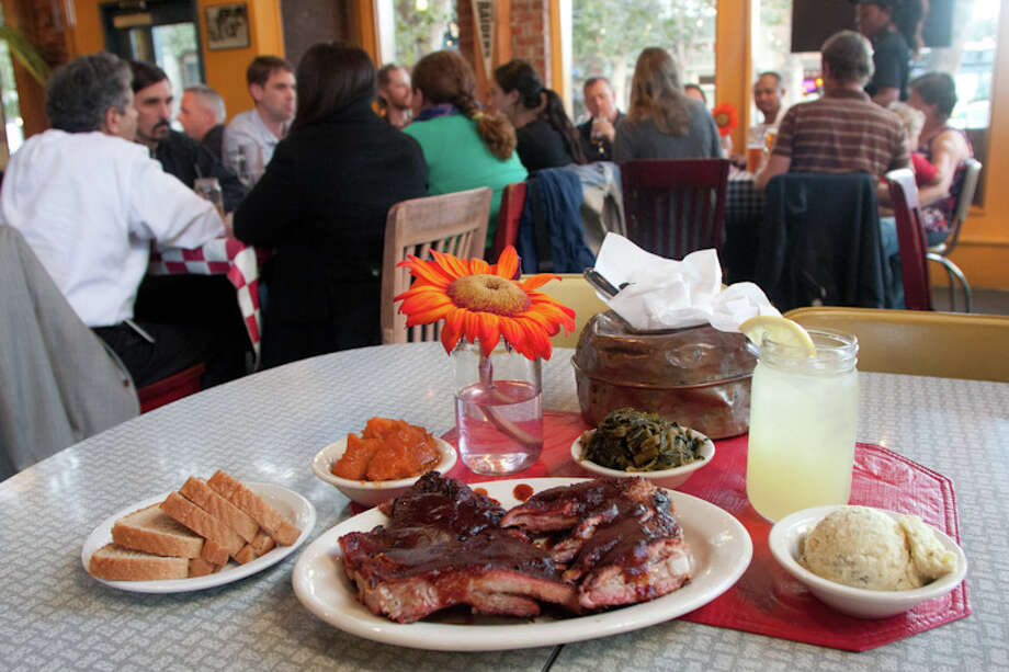 You think Everett and Jones is the world's best barbecue joint.