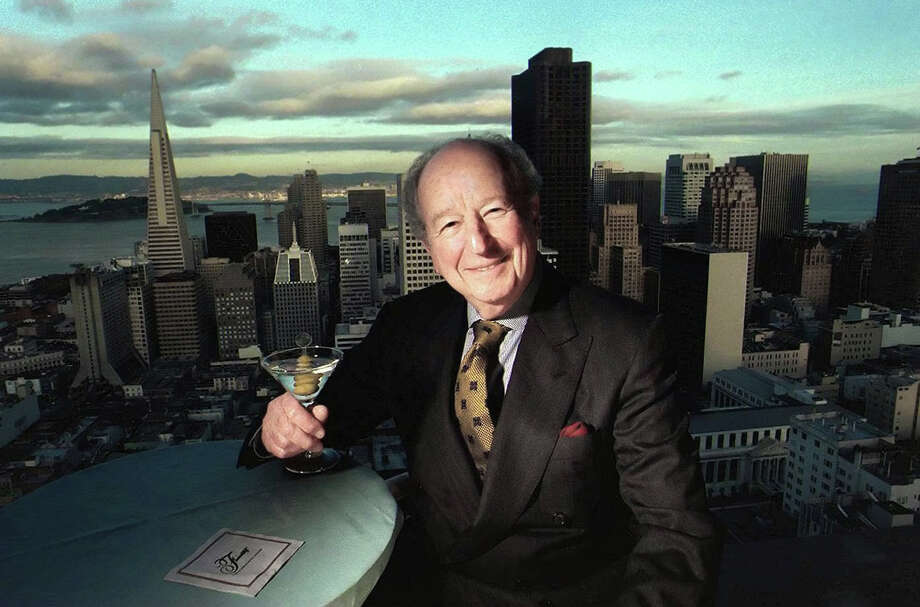 Miss reading Herb Caen first thing in the paper. Photo: RUSSELL YIP, The Chronicle / SAN FRANCISCO CHRONICLE