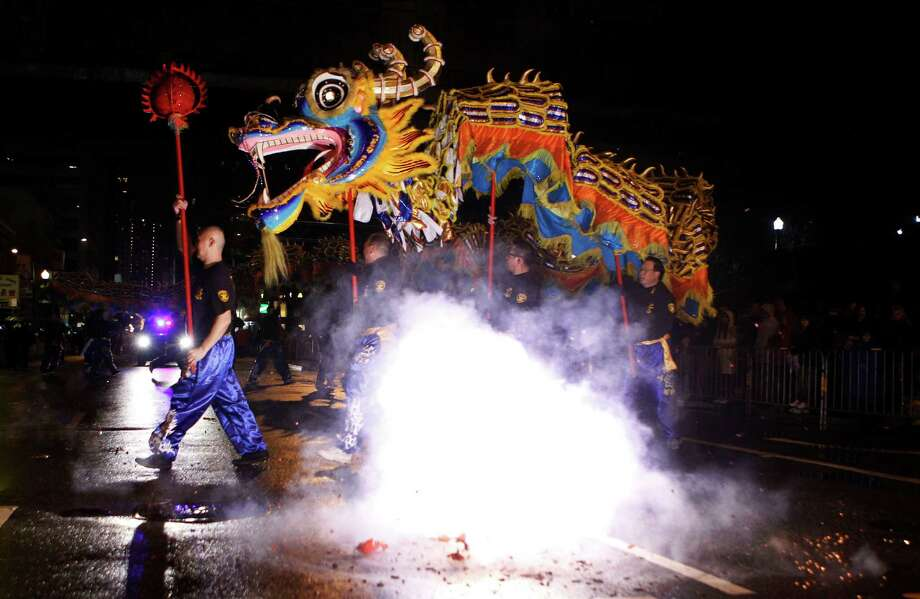 Thought M-80's were legal for Chinese New Years. Photo: Lance Iversen, The Chronicle / SFC