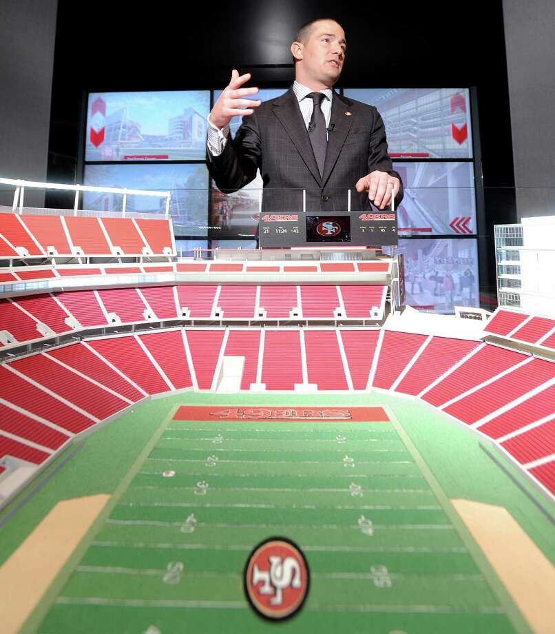 Hate the idea of the 49ers moving to Santa Clara. Photo: Noah Berger, Special To The Chronicle / SFC
